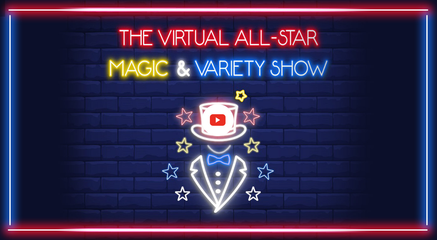 Virtual Magician | Virtual Magic Show - Andy Peters
